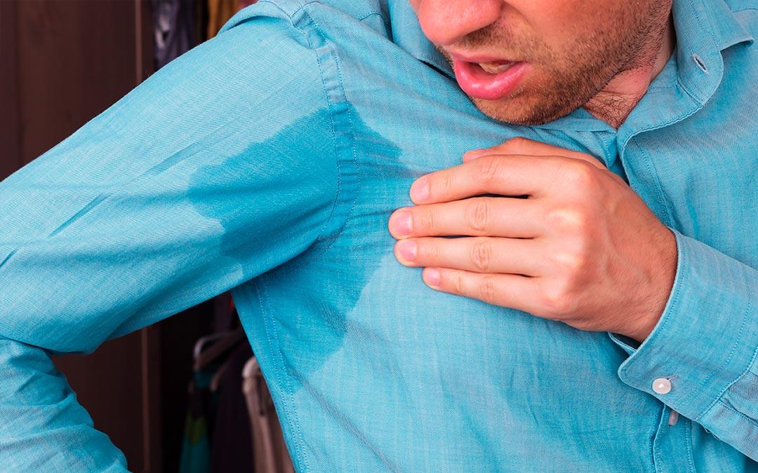 Botox-Behandlung gegen starkes Schwitzen