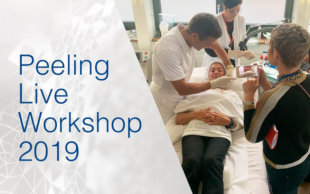 Peeling Live Workshop 2019